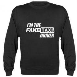 Реглан I'm the Fake Taxi Driver