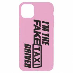 Чехол для iPhone 11 Pro I'm the Fake Taxi Driver