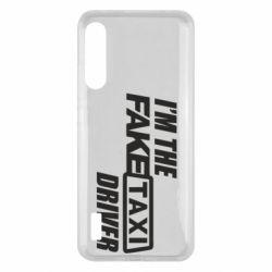 Чохол для Xiaomi Mi A3 I'm the Fake Taxi Driver