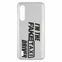 Чехол для Xiaomi Mi9 Lite I'm the Fake Taxi Driver