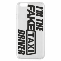 Чехол для iPhone 6/6S I'm the Fake Taxi Driver