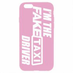 Чехол для iPhone 6 Plus/6S Plus I'm the Fake Taxi Driver