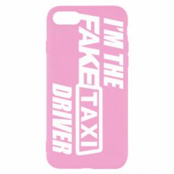 Чехол для iPhone 8 I'm the Fake Taxi Driver