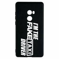 Чехол для Xiaomi Mi Mix 2 I'm the Fake Taxi Driver