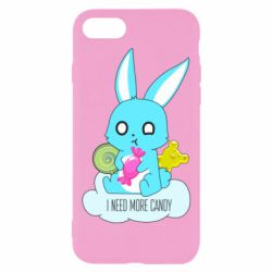 Чохол для iPhone 7 I need more candy
