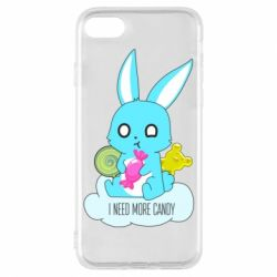 Чохол для iPhone 8 I need more candy