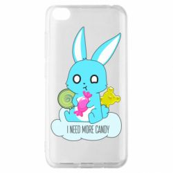 Чохол для Xiaomi Redmi Go I need more candy