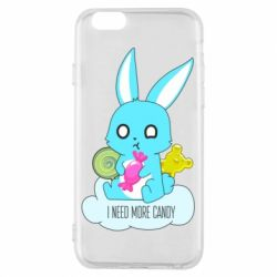 Чехол для iPhone 6/6S I need more candy