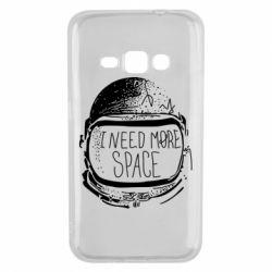 Чехол для Samsung J1 2016 I need more space