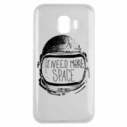 Чехол для Samsung J2 2018 I need more space