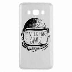 Чехол для Samsung J5 2016 I need more space