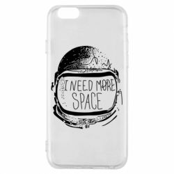 Чехол для iPhone 6/6S I need more space
