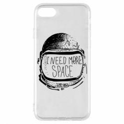 Чехол для iPhone 7 I need more space