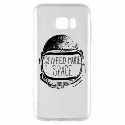 Чехол для Samsung S7 EDGE I need more space