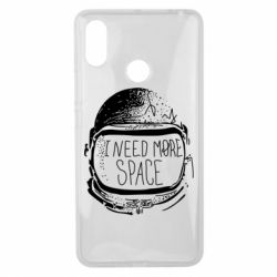 Чехол для Xiaomi Mi Max 3 I need more space