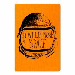 Блокнот А5 I need more space