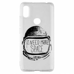 Чехол для Xiaomi Redmi S2 I need more space