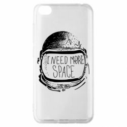 Чехол для Xiaomi Redmi Go I need more space