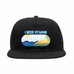Снепбек I need vitamin sea