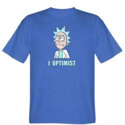 Чоловіча футболка I Optimist