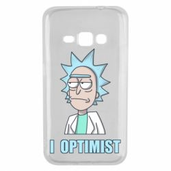 Чохол для Samsung J1 2016 I Optimist