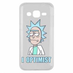Чохол для Samsung J2 2015 I Optimist