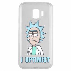 Чохол для Samsung J2 2018 I Optimist