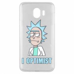 Чохол для Samsung J4 I Optimist