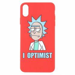 Чохол для iPhone Xs Max I Optimist