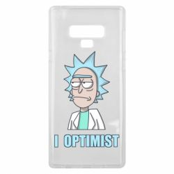 Чохол для Samsung Note 9 I Optimist