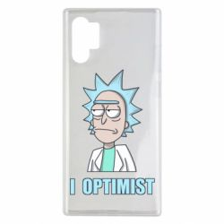 Чохол для Samsung Note 10 Plus I Optimist