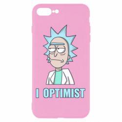Чохол для iPhone 8 Plus I Optimist