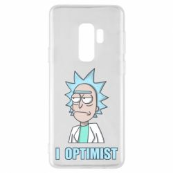 Чохол для Samsung S9+ I Optimist