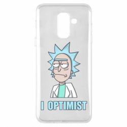 Чохол для Samsung A6+ 2018 I Optimist