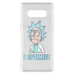 Чохол для Samsung Note 8 I Optimist