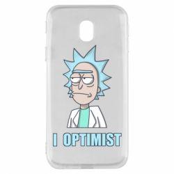 Чохол для Samsung J3 2017 I Optimist