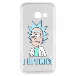 Чохол для Samsung A3 2017 I Optimist