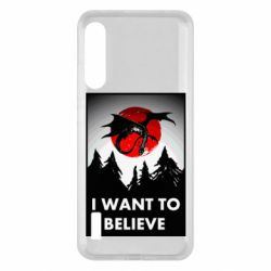 Чохол для Xiaomi Mi A3 I want to BELIEVE poster