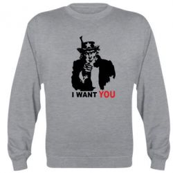 Реглан I want you (uncle Sam)