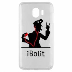 Чехол для Samsung J4 iBolit