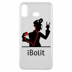 Чехол для Samsung A6s iBolit