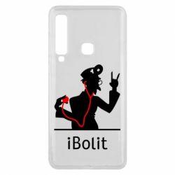 Чехол для Samsung A9 2018 iBolit