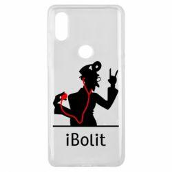 Чехол для Xiaomi Mi Mix 3 iBolit