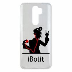 Чехол для Xiaomi Redmi Note 8 Pro iBolit