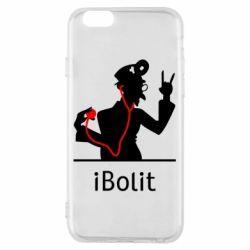 Чехол для iPhone 6/6S iBolit