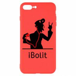 Чехол для iPhone 8 Plus iBolit