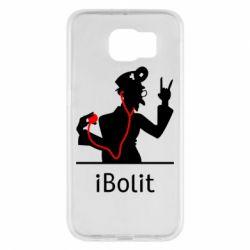 Чехол для Samsung S6 iBolit