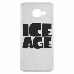 Чехол для Samsung A3 2016 ICE ACE