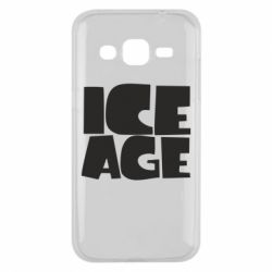 Чехол для Samsung J2 2015 ICE ACE