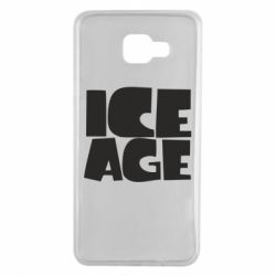 Чехол для Samsung A7 2016 ICE ACE